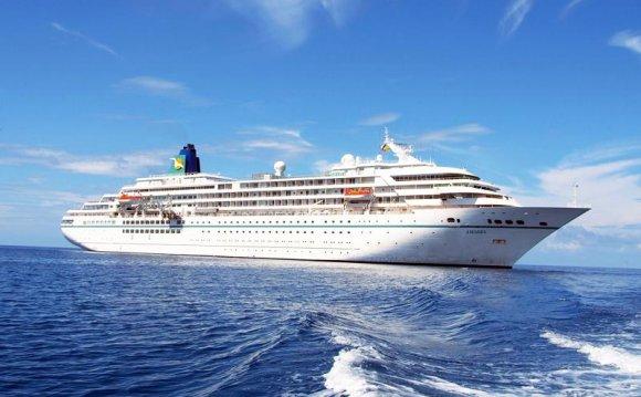 Amadea cruise ship