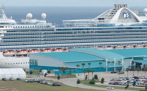 Bayport Cruise Parking