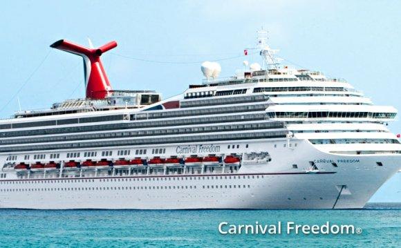 Explore Carnival Freedom