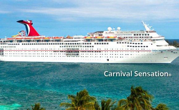 Explore Carnival Sensation