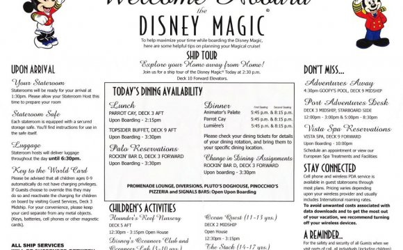 Disney Magic Personal