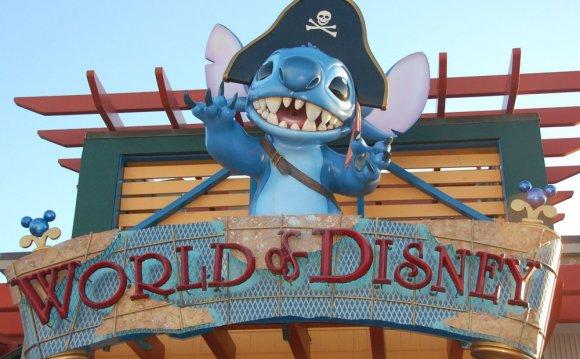 Pirate Stitch on the World of
