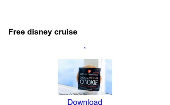 Free disney cruise - Google