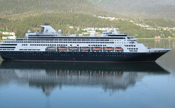 Holland ms Veendam Hawaii