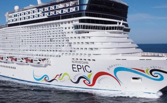 Norwegian Cruise line Epric