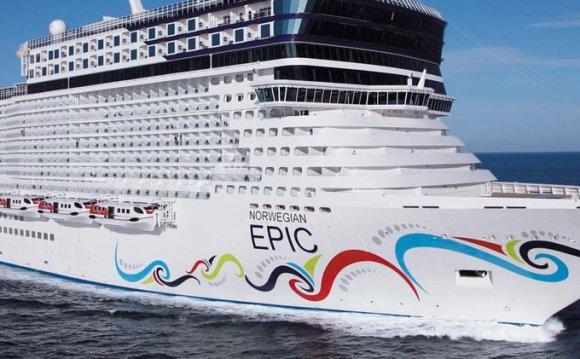 Norwegian Cruise line Epric