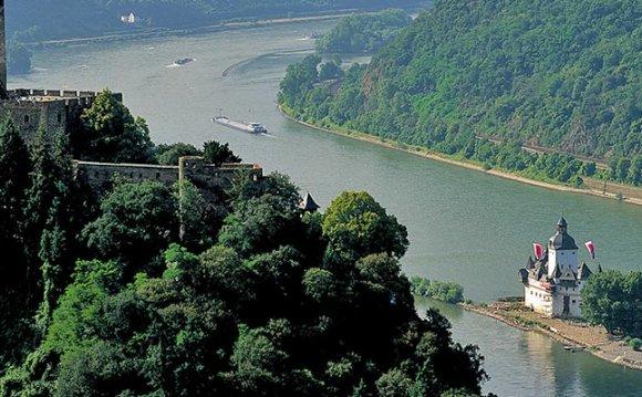 RIVER CRUISES TO THE Rhine