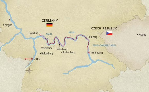 6-Night Heart of Germany River
