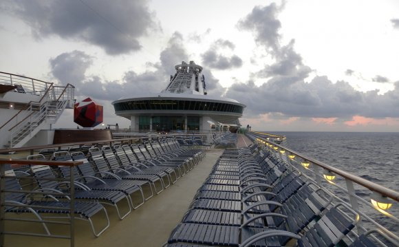 Royal Caribbean Cruises out New Orleans