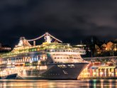 Cruise ports in USA