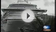 90 people catch norovirus on cruise ship docking at Fort