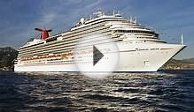 Carnival Dream - Itinerary, Current Position | CruiseMapper