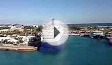 Cruise Ship Bahamas Celebration in Freeport