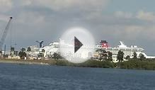 Cruise Ships at Port Canaveral, REAL USA Ep. 32