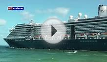 Cruise ships leaving Port Everglades (Fort Lauderdale