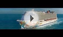 Norwegian Cruise Line: NCL Breakaway class tour and review