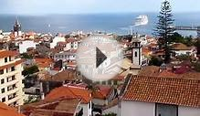 Riviera cruise ship departs from Funchal port